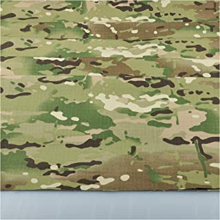 Multicam Pattern Camo Camouflage Cotton Blend Army Military 60