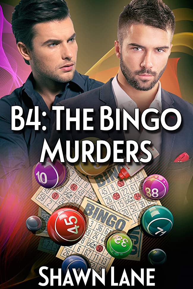 経由で法的発表するB4: The Bingo Murders (English Edition)