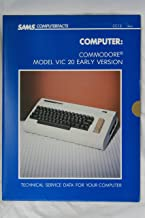 Commodore Vic-20 Computer Cc12 (Early Version) (Sams Computerfacts Series)