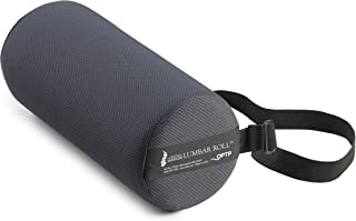 The Original McKenzie Lumbar Roll by OPTP – Low Back Support for Office Chairs and Car Seats