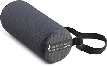 The Original McKenzie Lumbar Roll by OPTP - Low Back Support for Office Chairs and Car Seats
