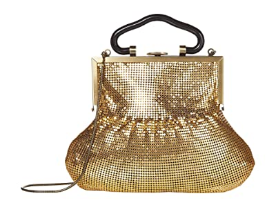 Patricia Nash Almarza Top-Handle (Antique Gold) Handbags