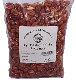 chopped roasted hazelnuts
