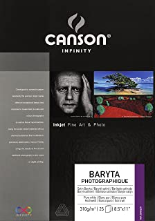 Best canson baryta photographique Reviews