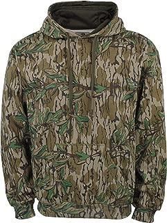 Mossy Oak Vintage Camo Hoodie for Men, Mens Hunting...
