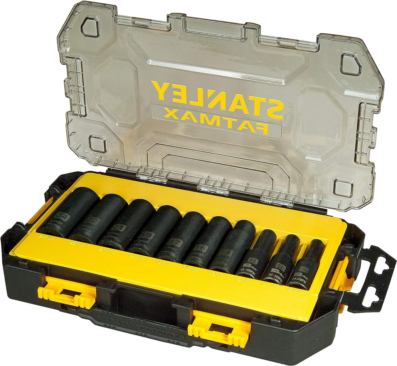 Stanley FMHT0-74720 Super sale Free shipping Mini Tough Box Socket Wrench Yellow Black