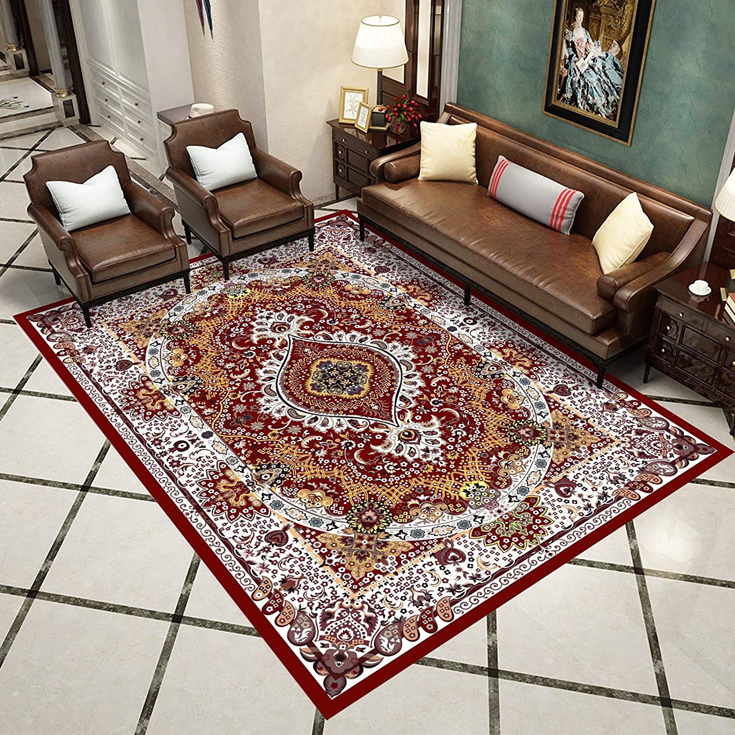 Rugs Living Room Large unisex Floral Runner Sales for sale Low Traditional Long P