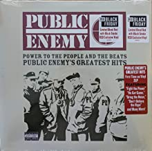 Power To The People & The Beats - Greatest Hits (X) (Blood Red W/ Black Smoke Vinyl/2Lp)
