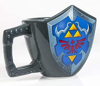 Best hylian shield mug Reviews