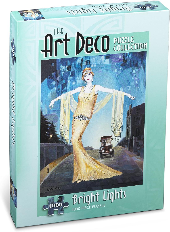 Paul Lamond The Art Deco shipfree Bright Super-cheap Collection Puzzle Lights