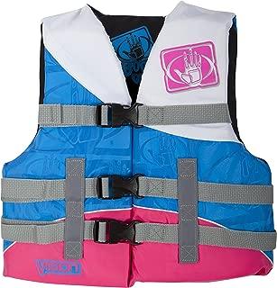 Body Glove Vision U.S. Coast Guard Approved Type III Nylon PFD Life Jacket