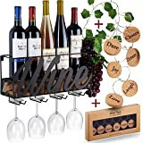 Top 10 Best Wall-Mounted Wine Racks of 2020