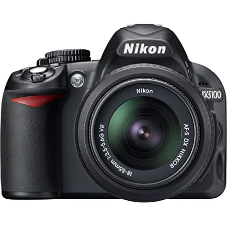 Nikon D3100 Slr Digitalkamera Kit Inkl Af S Dx 18 55 Kamera