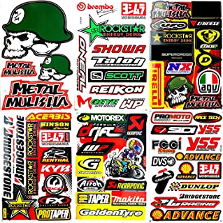 big bike decals