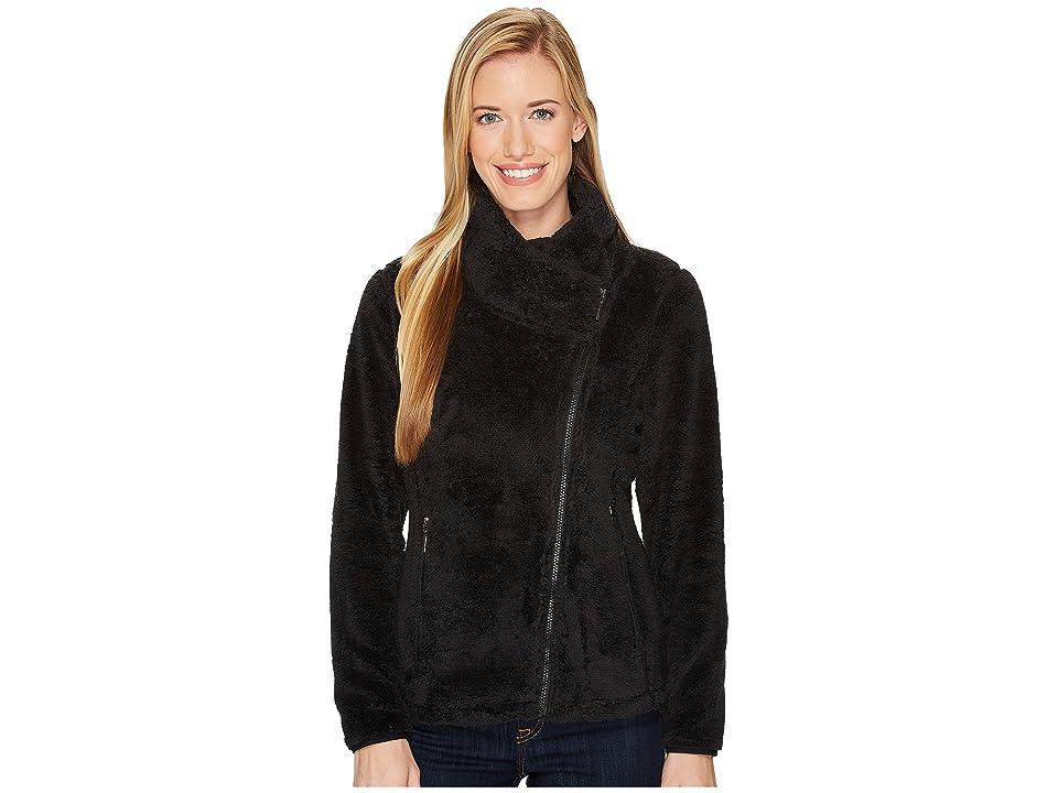 Mountain Khakis Wanderlust Fleece Jacket (Black Solid) Women