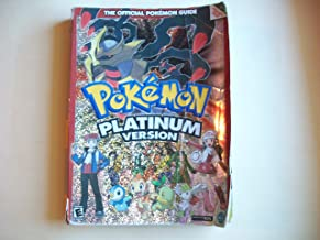 Pokemon Platinum Version Official Guide