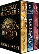 The Dragon Blood Collection, Books 1-3 (English Edition)
