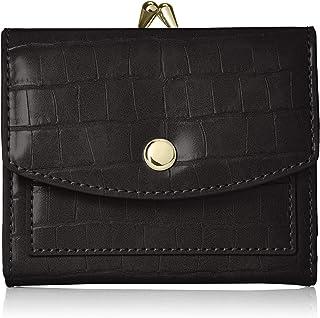 [レガートラルゴ] LJ-G0844 二つ折り財布 がま口 カード収納7枚 ポケット5