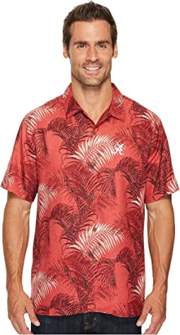 Tommy Bahama Alabama Crimson Tide Collegiate Series Fez Fronds Shirt