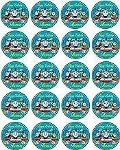 Thomas Train (Nr2) - Edible Cupcake Toppers - 1.8