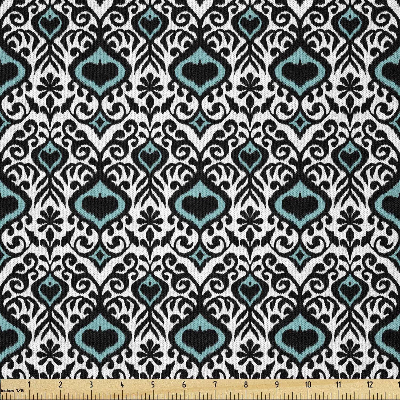 Ambesonne Orient Fabric by Philadelphia Mall The Incas Art Popular overseas Traditional Yard Aztec