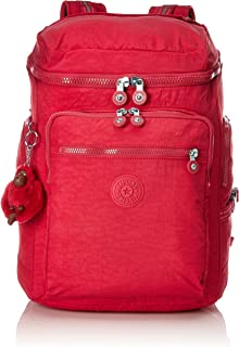 Kipling Upgrade Sac à Dos, 46 cm, 28 Litres, Rose (True Pink)