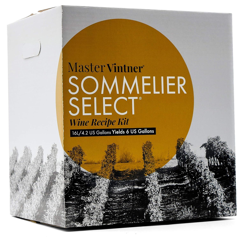 Master Vintner - Sommelier Select Kit Recipe Direct store Wine Chilean Manufacturer regenerated product Malbec