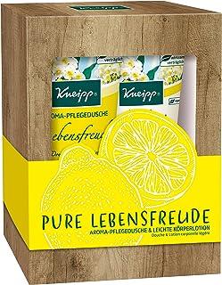 Kneipp Cadeauverpakking Pure Lebensfreude, douchegel & bodylotion, per stuk verpakt
