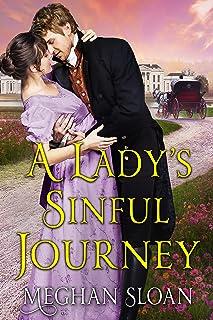 A Lady's Sinful Journey: A Historical Regency Romance Book