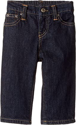 Hampton Straight Stretch Jeans in Vestry Wash Stretch (Infant)