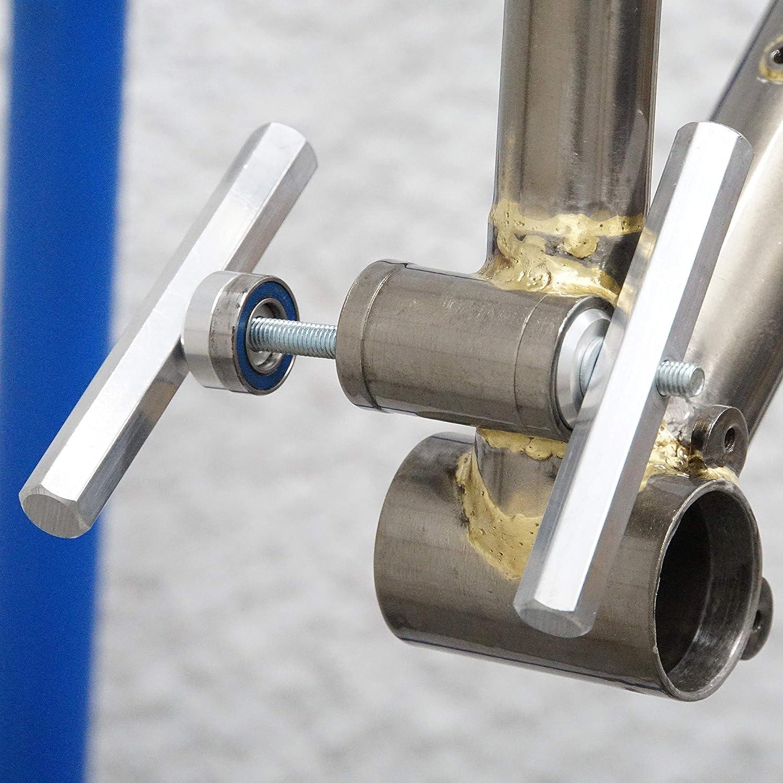 Bearing Press for Bicycles With T-Bar Handles BearingProTools
