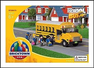 BRICKTOWN USA - SCHOOL BUS