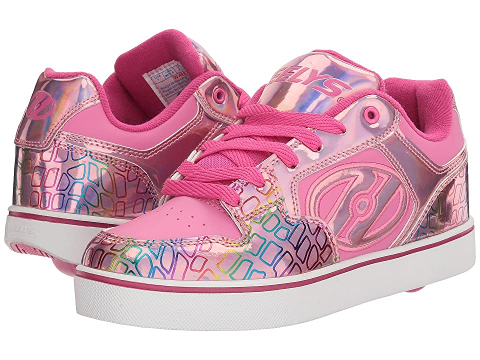 Heelys Motion Plus (Little Kid/Big Kid/Adult) (Pink/Light Pink/Multi) Kid