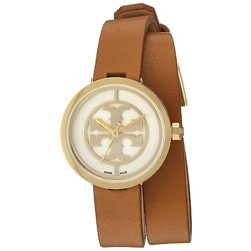 77c7efdc8 Tory Burch Reva Double-wrap Watch