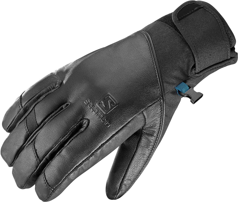 Salomon Men's QST GTX Limited time Large special price !! cheap sale Gloves