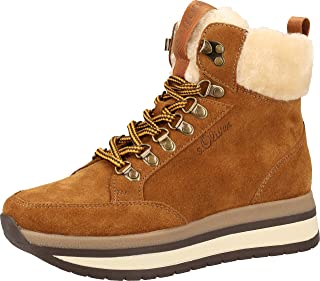 Oliver 5-25207-33 WOMEN Chaussures Femmes Bottes Hiking boots Chaussure Lacée Sneaker S