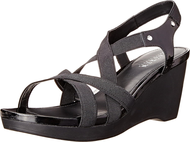 Lauren Ralph Lauren Women's Rikki Wedge Sandal