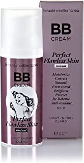 Beauté Mediterranea Crema Hidratante Color Claro SPF 15 50 ml