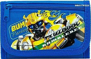 Transformers Blue Wallet