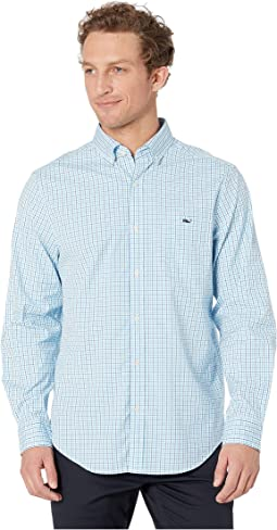 40eb9238 Vineyard vines mini gingham classic button down shirt | Shipped Free ...