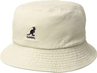 Kangol Men s Heritage Collection Washed 100% Cotton Bucket Hat c97681e5762