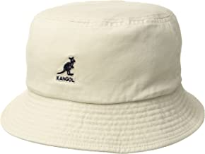 Kangol Men's Heritage Collection Washed 100% Cotton Bucket Hat