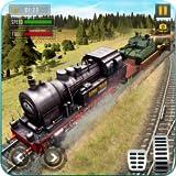 軍用貨物輸送軍用列車シミュレータ2019:軍用貨物輸送列車:大型トレーラー貨物トラック、輸送機シミュレータ:貨物列車輸送機:実際の鉄道列車運転シミュレータ