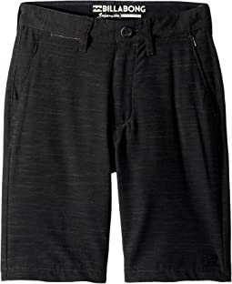 Billabong Kids - Crossfire X Slub Shorts (Big Kids)
