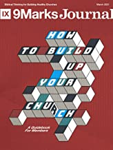 How to Build Up Your Church: A Guidebook for Members