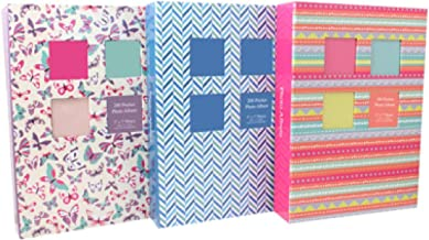 Tallon - Álbum de fotos, 200 fotos de 12 x 17 cm, surtido: modelos/colores aleatorios