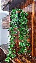 BS AMOR Home Decor Artificial Garland Money Plant Leaf Creeper | Wall Hanging | Speacial Ocassion Decoration | Home Decor ...