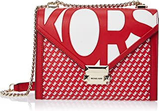 Michael Kors Crossbody for Women- Red