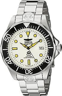 Men's 10640 Pro Diver Diver Buckle 300m Watch