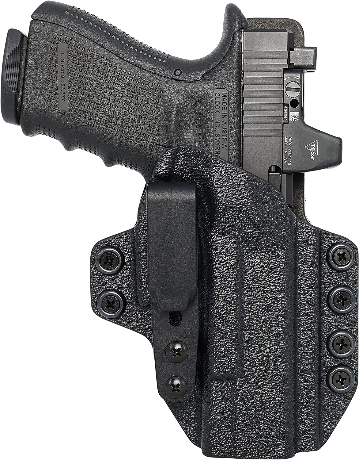 shopping Concealment Express Standard Leather Hybrid Challenge the lowest price of Japan Tuckable IWB Holster
